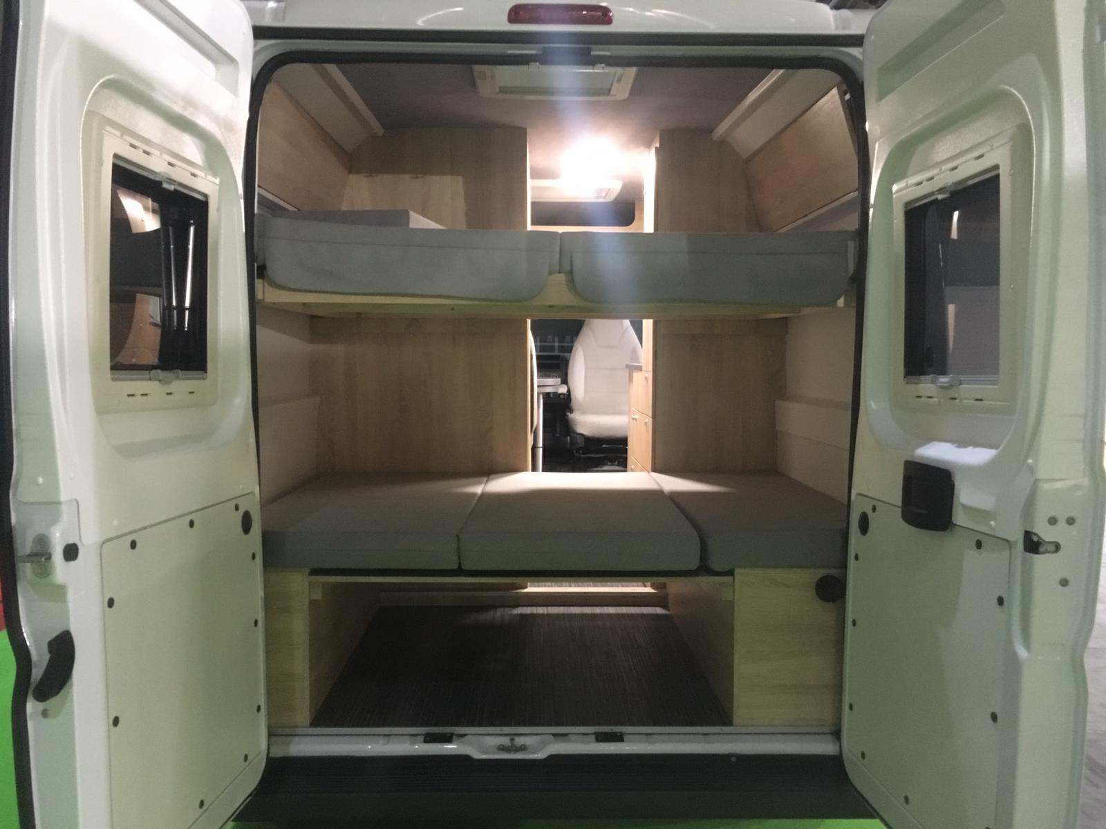 CLEVERLY 540 2020 – AutoCaravana-Sur
