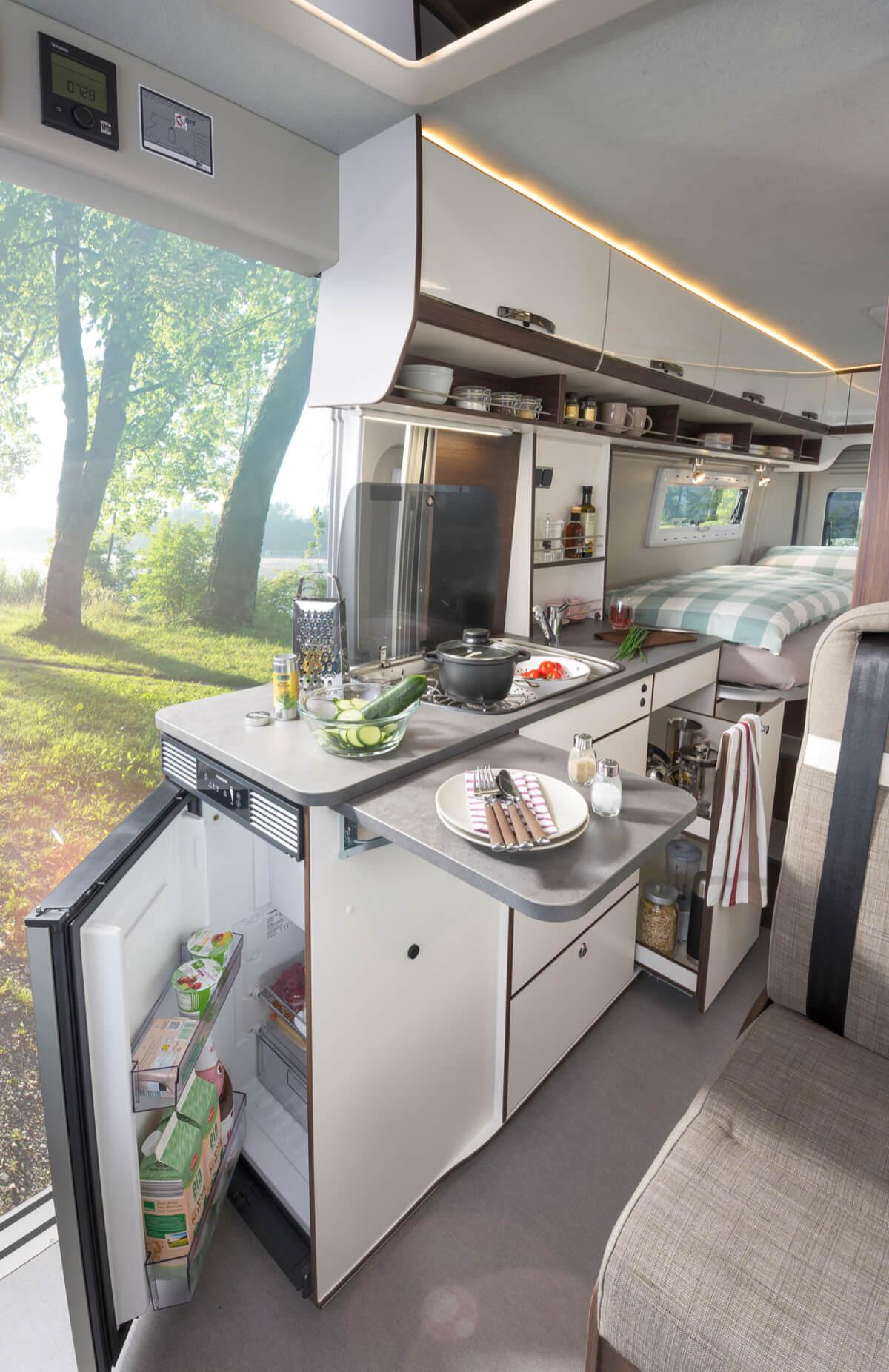 Possl Summit 640 Prime - Cocina