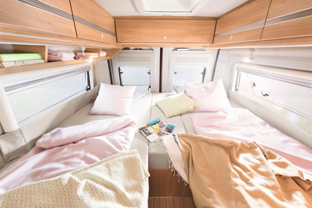 RoadStar 600L Dormitorio