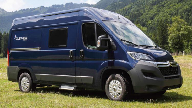 Cleverly 540 Mod 2020 Autocaravana Sur